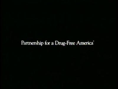 "Partnership for a Drug-Free America ""Teeth"""