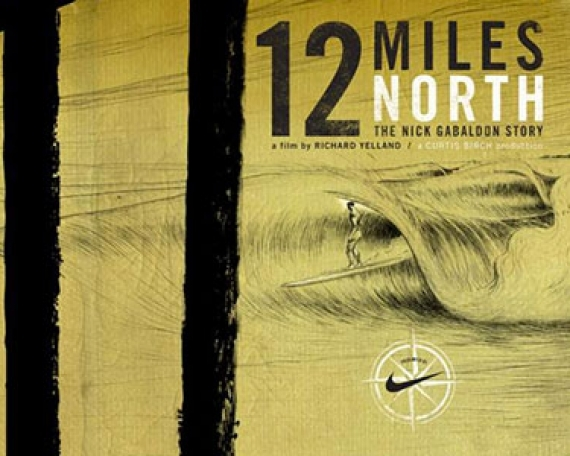 Nike '12 Miles North' Film
