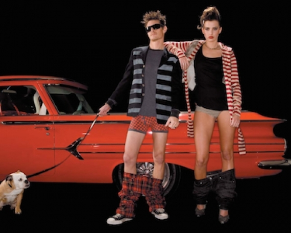 """Streets Ahead """"It isn't fashion without us."""""""